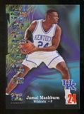 2012/13 Upper Deck Fleer Retro 97-98 Z-Force Super Rave #Z22 Jamal Mashburn /50