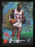 2012/13 Upper Deck Fleer Retro 97-98 Z-Force Super Rave #Z25 Hakeem Olajuwon /50