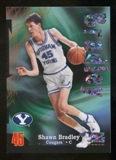 2012/13 Upper Deck Fleer Retro 97-98 Z-Force Super Rave #Z29 Shawn Bradley /50