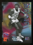 2012/13 Upper Deck Fleer Retro 97-98 Z-Force Super Rave #Z32 Karl Malone /50