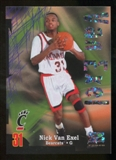 2012/13 Upper Deck Fleer Retro 97-98 Z-Force Super Rave #Z35 Nick Van Exel /50