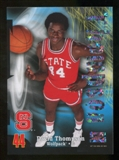 2012/13 Upper Deck Fleer Retro 97-98 Z-Force Super Rave #Z41 David Thompson /50