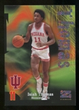 2012/13 Upper Deck Fleer Retro 97-98 Z-Force Rave #Z1 Isiah Thomas /399
