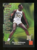 2012/13 Upper Deck Fleer Retro 97-98 Z-Force Rave #Z6 David Robinson /399