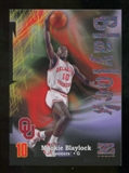 2012/13 Upper Deck Fleer Retro 97-98 Z-Force Rave #Z8 Mookie Blaylock /399