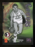 2012/13 Upper Deck Fleer Retro 97-98 Z-Force Rave #Z11 Dave Cowens /399