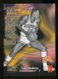 2012/13 Upper Deck Fleer Retro 97-98 Z-Force Rave #Z16 Lou Hudson /399