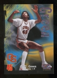 2012/13 Upper Deck Fleer Retro 97-98 Z-Force Rave #Z18 A.C. Green /399