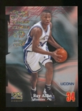 2012/13 Upper Deck Fleer Retro 97-98 Z-Force Rave #Z21 Ray Allen /399