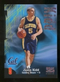 2012/13 Upper Deck Fleer Retro 97-98 Z-Force Rave #Z24 Jason Kidd /399