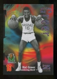 2012/13 Upper Deck Fleer Retro 97-98 Z-Force Rave #Z26 Hal Greer /399