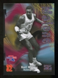 2012/13 Upper Deck Fleer Retro 97-98 Z-Force Rave #Z32 Karl Malone /399