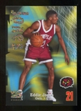 2012/13 Upper Deck Fleer Retro 97-98 Z-Force Rave #Z37 Eddie Jones /399