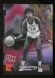 2012/13 Upper Deck Fleer Retro 97-98 Z-Force Rave #Z42 Julius Erving /399