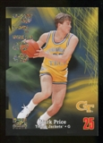 2012/13 Upper Deck Fleer Retro 97-98 Z-Force Rave #Z44 Mark Price /399