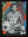 2012/13 Upper Deck Fleer Retro 97-98 Z-Force Rave #Z46 Spencer Haywood /399