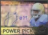 2013 Press Pass #JF Johnathan Franklin Power Pick Silver Rookie Auto #84/99