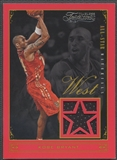2012/13 Timeless Treasures #2 Kobe Bryant All-Star Materials Jersey #115/149