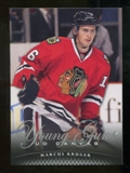2011/12 Upper Deck Canvas #C94 Marcus Kruger YG
