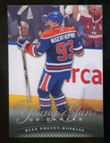 2011/12 Upper Deck Canvas #C98 Ryan Nugent-Hopkins YG