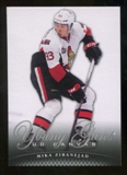 2011/12 Upper Deck Canvas #C108 Mika Zibanejad YG