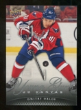 2011/12 Upper Deck Canvas #C212 Dmitry Orlov YG