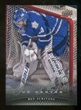 2011/12 Upper Deck Canvas #C214 Ben Scrivens YG