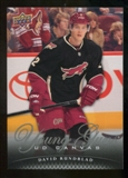 2011/12 Upper Deck Canvas #C216 David Rundblad YG