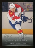 2011/12 Upper Deck Canvas #C225 Erik Gudbranson YG