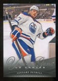 2011/12 Upper Deck Canvas #C227 Lennart Petrell YG