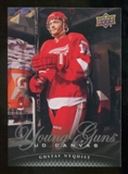 2011/12 Upper Deck Canvas #C229 Gustav Nyquist YG RC