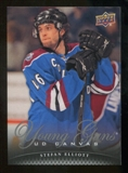 2011/12 Upper Deck Canvas #C230 Stefan Elliott YG