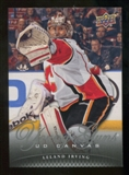 2011/12 Upper Deck Canvas #C235 Leland Irving YG