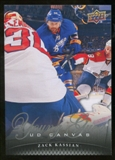 2011/12 Upper Deck Canvas #C236 Zack Kassian YG