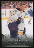 2011/12 Upper Deck Canvas #C237 Marcus Foligno YG