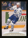 2011/12 Upper Deck Canvas #C254 Doug Gilmour RET
