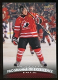 2011/12 Upper Deck Canvas #C263 Ryan Ellis POE