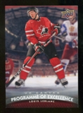 2011/12 Upper Deck Canvas #C264 Louis Leblanc POE