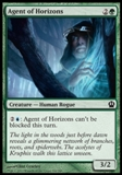 Magic the Gathering Theros Single Agent of Horizons UNPLAYED