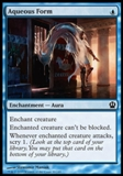 Magic the Gathering Theros Single Aqueous Form UNPLAYED