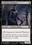 Magic the Gathering Theros Single Asphodel Wanderer UNPLAYED