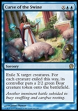 Magic the Gathering Theros Single Curse of the Swine - NEAR MINT (NM)