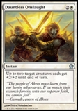 Magic the Gathering Theros Single Dauntless Onslaught Foil - NEAR MINT (NM)