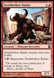Magic the Gathering Theros Single Deathbellow Raider UNPLAYED