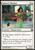 Magic the Gathering Theros Single Ephara's Warden UNPLAYED