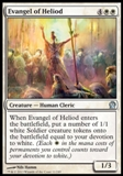 Magic the Gathering Theros Single Evangel of Heliod - NEAR MINT (NM)