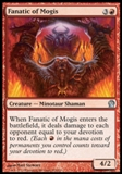 Magic the Gathering Theros Single Fanatic of Mogis - NEAR MINT (NM)