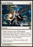 Magic the Gathering Theros Single Gods Willing - NEAR MINT (NM)