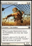 Magic the Gathering Theros Single Leonin Snarecaster UNPLAYED