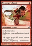 Magic the Gathering Theros Single Messenger's Speed - NEAR MINT (NM)